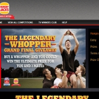 Win a 2012 Toyota AFL Grand Final Weekend experience + Instant Win
