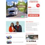 Win a $250,000 Luxury Motorhome