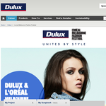 Win a $5,000 Dulux home makeover!