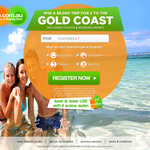 Win a $5,000 Trip for 2 to Hamilton Island