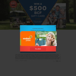 Win a $500 BCF Gift Card for Father's day