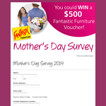Win a $500 Fantastic Furniture Voucher