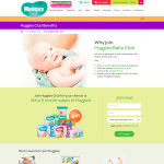 Win a 6 month supply of Huggies