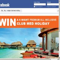 Win a 6 night premium holiday to Club Med!