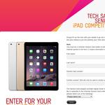 Win a 64GB iPad Air 2!