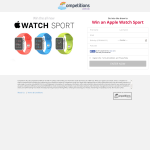Win a Apple Watch Sports