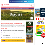 Win a Barossa holiday!