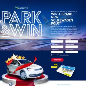 Win a brand new Volkswagen Polo