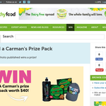 Win a Carman's prize pack worth $40!