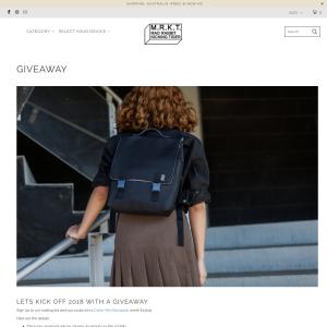 Win a Carter Mini Backpack
