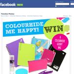 Win a Colourhide goody bag!