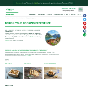Win a culinary experience in Italy by hosting a cooking experience!