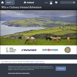 Win a culinary Ireland adventure!