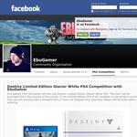 Win a Destiny Limited Edition Glacier White PS4