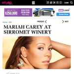 Win a double pass to see Mariah Carey in concert!