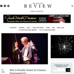 Win A Double Ticket To Classics Unwrapped #1