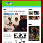 Win a DVD copy of N.W.A & Eazy-E: Kings of Compton