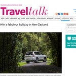 Win a fabulous holiday in New Zealand!