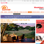 Win a family holiday for 4 to South Africa!