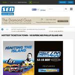 Win a family 'V8 Supercars Phillip Island 400' experience!