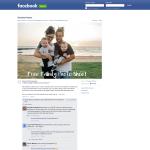 Win a free sunset family photo shoot
