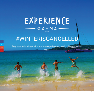 Win a full day Whitsundays sailing trip with Whitsundays Sailing Adventures and Experience Oz + NZ