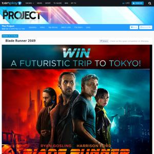 Win a Futuristic Trip to Tokyo