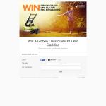Win a Gibson Classic Line X13 Pro Slackline!