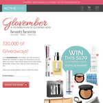 Win a Glovember Prize Pack worth $670