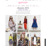 Win a Gorman Autumn 2016 look of your choice to the value of $1,500!