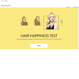 Win a Happiness Hair pack