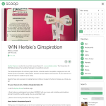 Win a Herbie's Spices 'Ginspiration' Spice Kit!