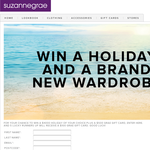 Win a holiday & a brand new wardrobe!