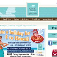Win a holiday for 4 to Hawaii!