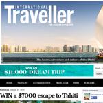 Win a holiday to Tahiti!