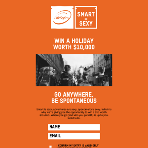 Win a holiday worth $10,000!