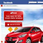 Win a Hyundai i30!