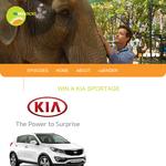 Win a KIA Sportage!