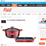 Win a La Cuisine Cookware Set