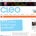 Win a luxe Gold Coast weekend!