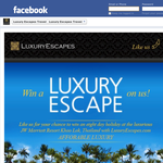 Win a luxury escape to Thailand!