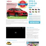 Win a Mazda CX-3