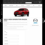 Win a Mazda CX-5