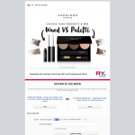 Win a Napoleon Perdis Wander-Brow or Couture Brow Kit!