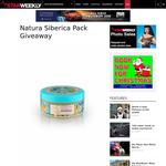 Win a Natura Siberica Pack