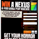Win a Nexus 7 Tablet + a $100 Google Play gift voucher!