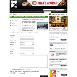 Win a night at Park Regis North Quay, Brisbane valued at $500!