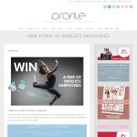 Win a Pair of Wireless Earphones