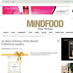 Win a Palm Beach Collection candle
