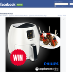 Win a Philips Airfryer